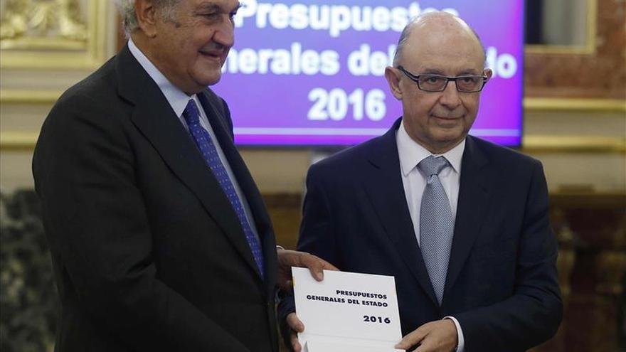 El Gobierno estima pérdidas de 192 millones de euros para el FROB en 2016