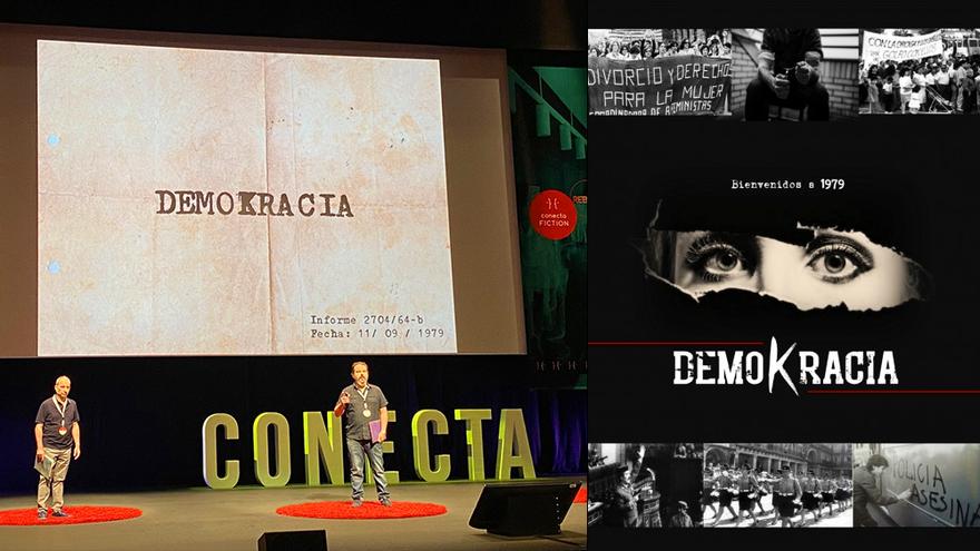 Así es 'Demokracia', la serie sobre la Transición española que desarrollará TVE
