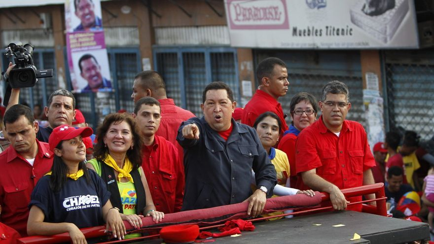 Chávez justifica la denuncia venezolana de la CADH