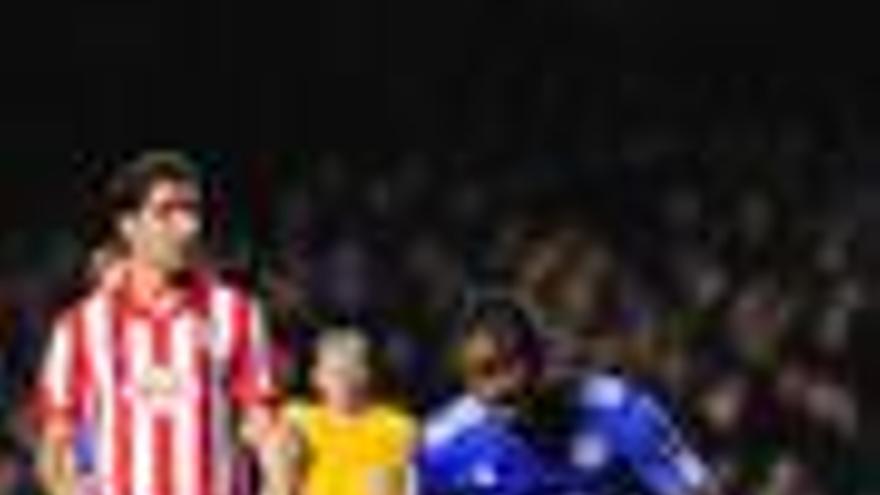El Atlético de Madrid naufraga en Londres