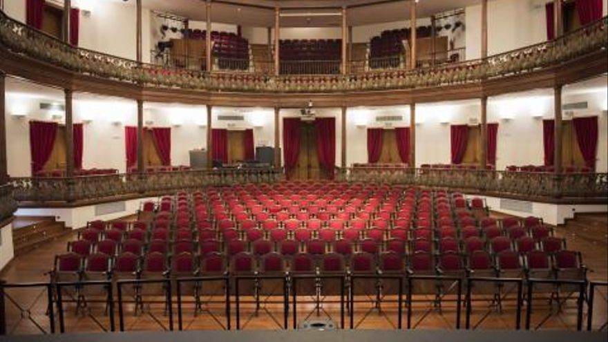 Teatro Circo de Marte.