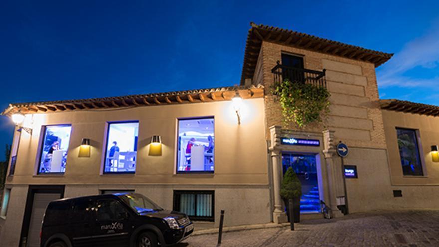 Maruxiña Lounge, restaurante en Toledo