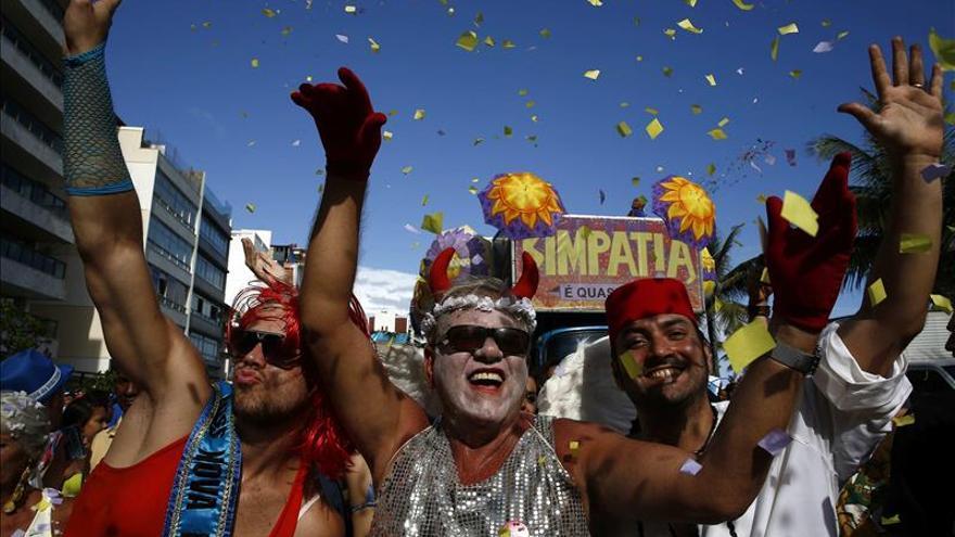 Río de Janeiro prevé la visita de cerca de 900.000 turistas en carnaval