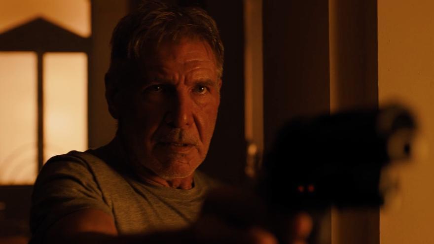 Harrison Ford en 'Blade Runner 2049'.