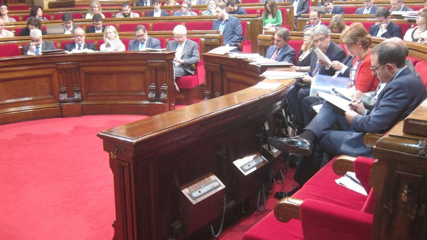 El Parlamento catalán rechaza el derecho de autodeterminación de palestinos, kurdos y saharauis