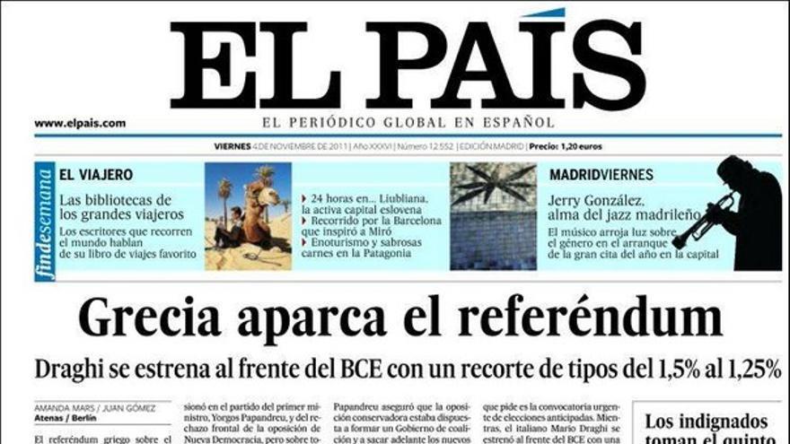 De las portadas del día (04/11/2011) #8