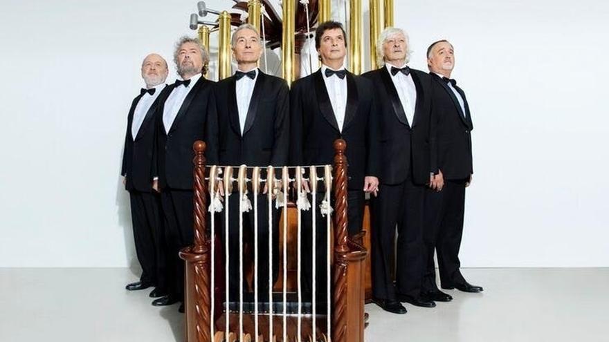 La música y el humor de Les Luthiers, este fin de semana en Santander