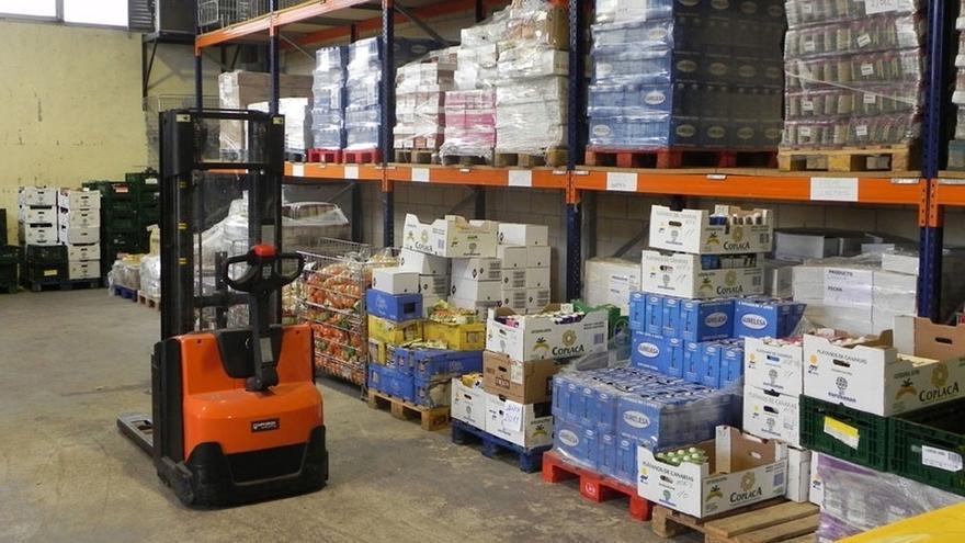 Banco de Alimentos de Gipuzkoa confía en alcanzar, en su segunda 'Gran Recogida', los 350.000 kilos de 2013