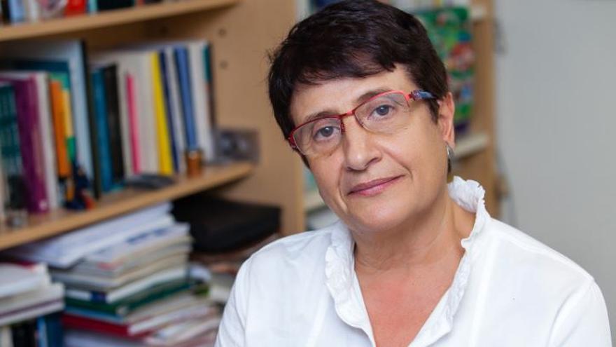 Elena Martín Ortega, catedrática de Psicología en la UAM