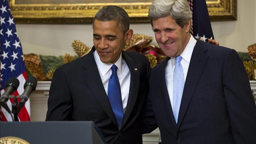 La ANP espera que Kerry viaje a la región una vez se confirme su cargo