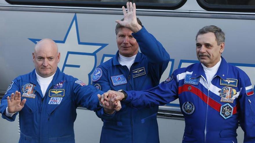 Se retira el ruso Guennadi Padalka, el astronauta con más tiempo en espacio
