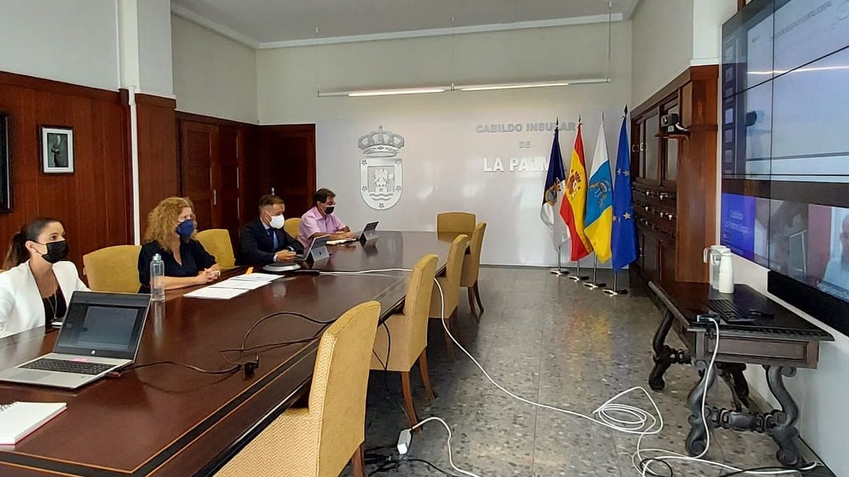 Reunión del Consejo de Administración de Sodepal.