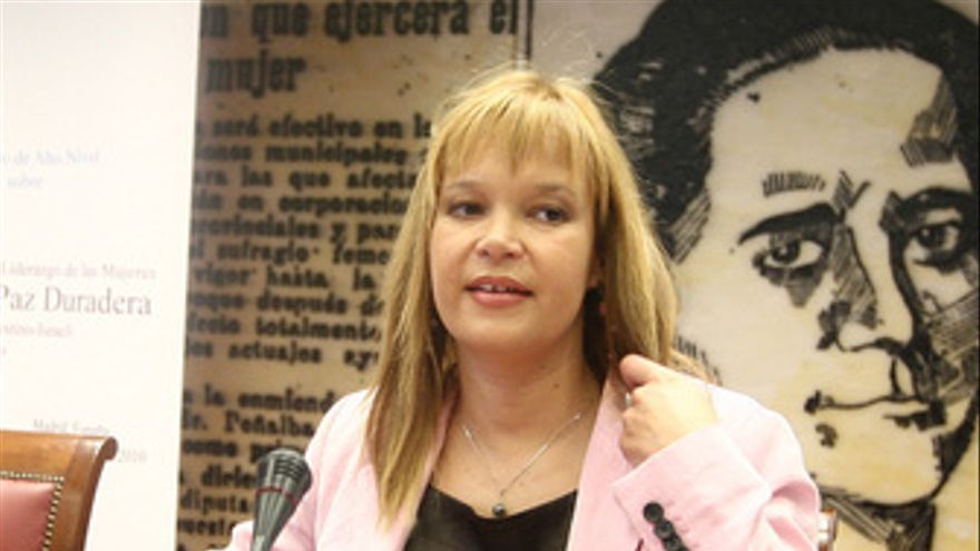 Secretaria de organización del PSOE, Leire Pajín