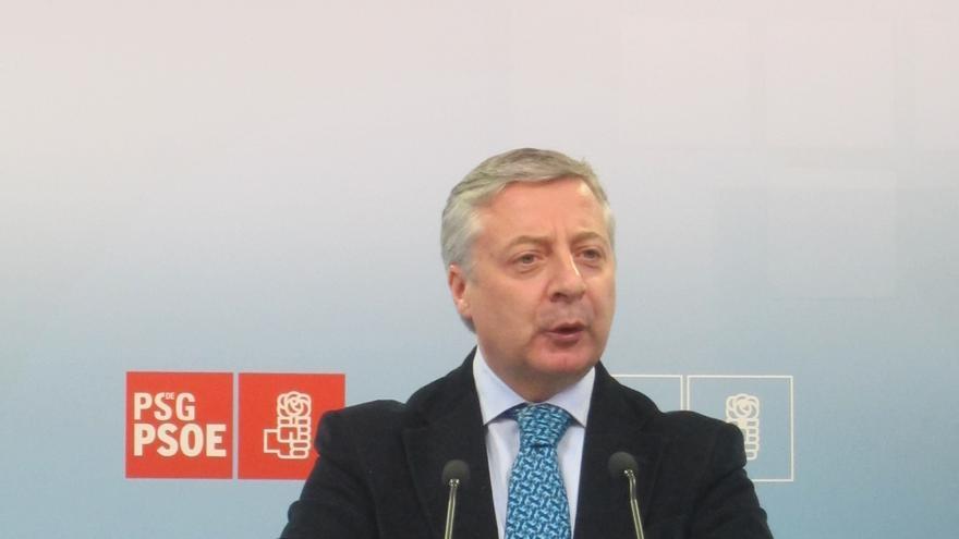 José Blanco pide al Gobierno que revele el coste que ha supuesto el cambio de nombre de los ministerios