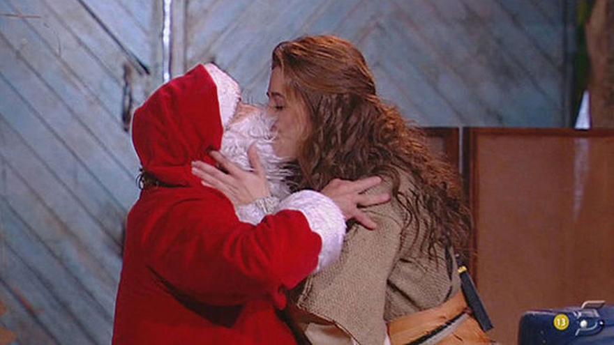"""Papá Noel """"Genil"""", de 'Supervivientes' a 'Acorralados' por un día"""