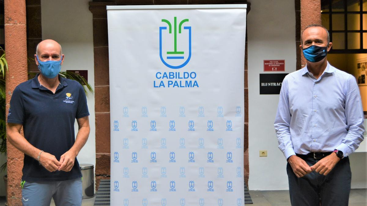 Enrique Morales y Raúl Camacho.