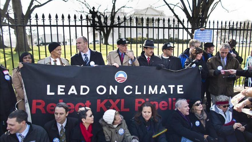 """EE.UU. ve """"improbable"""" que el oleoducto Keystone tenga un impacto climático grave"""