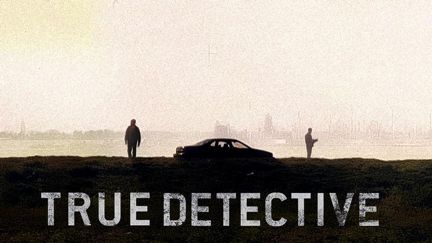 Cartel de True Detective
