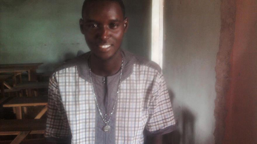 Goundo Wandianga no se ha marchado de Senegal y, en ocasiones, se siente humillado // Facebook
