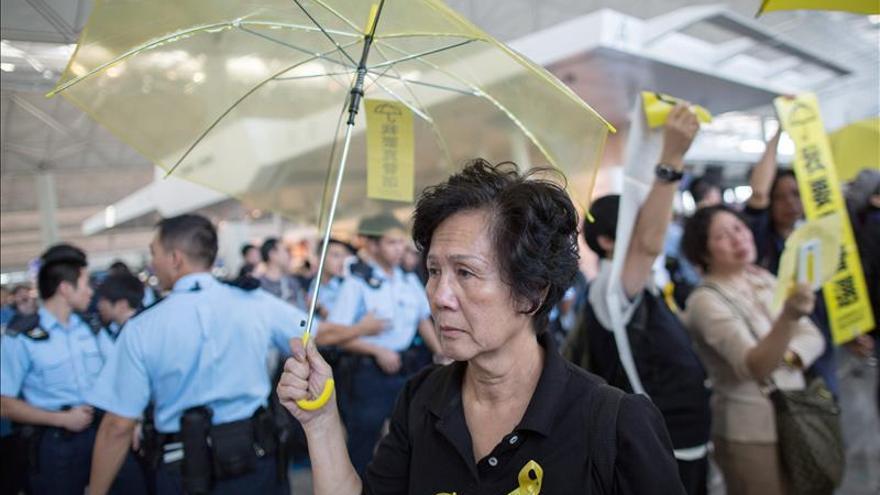La mafia china, afectada también por las protestas democráticas en Hong Kong