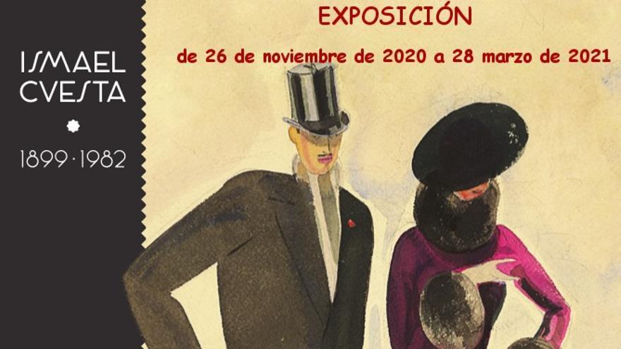 Ismael Cuesta: dibujante de la bohemia, de carteles de guerra y de Gloria Fuertes
