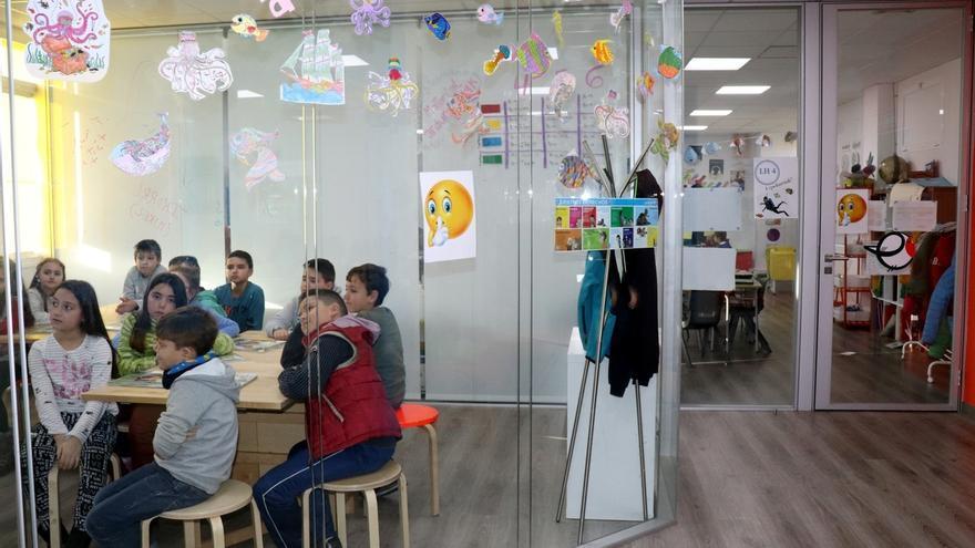 El colegio San Félix de Ortuella, Premio Vasco de Innovación por crear naves educativas y vaciarlas de ruido
