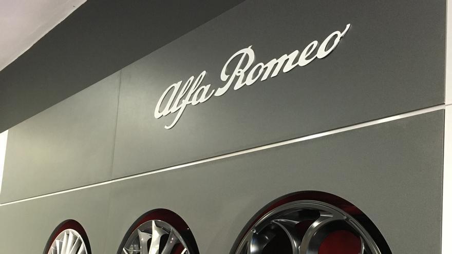 Modelos de tapacubos de Alfa Romeo