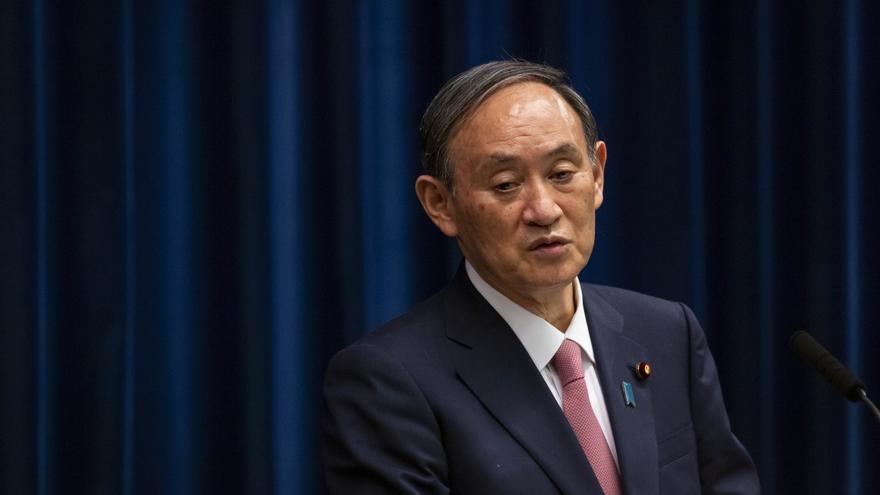 Los principales partidos de la oposición de Japón presentan una moción de censura contra Suga