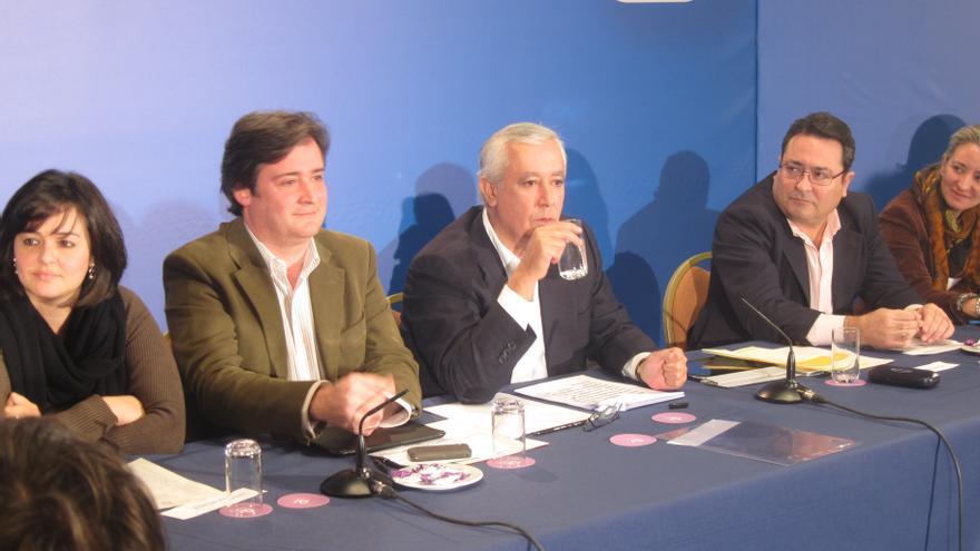 """Arenas cree que Andalucía necesita """"un pacto a favor del empleo"""" y no """"acuerdetes"""" contra Mariano Rajoy"""