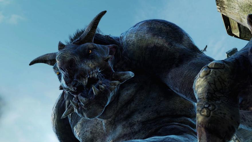 EL señor de la caza Sombras de Mordor