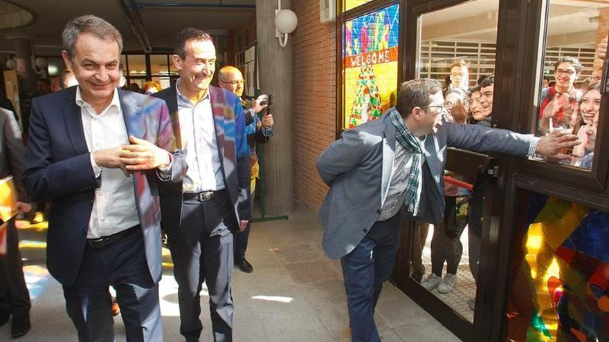Zapatero aboga por el diálogo para tratar la situación de Venezuela