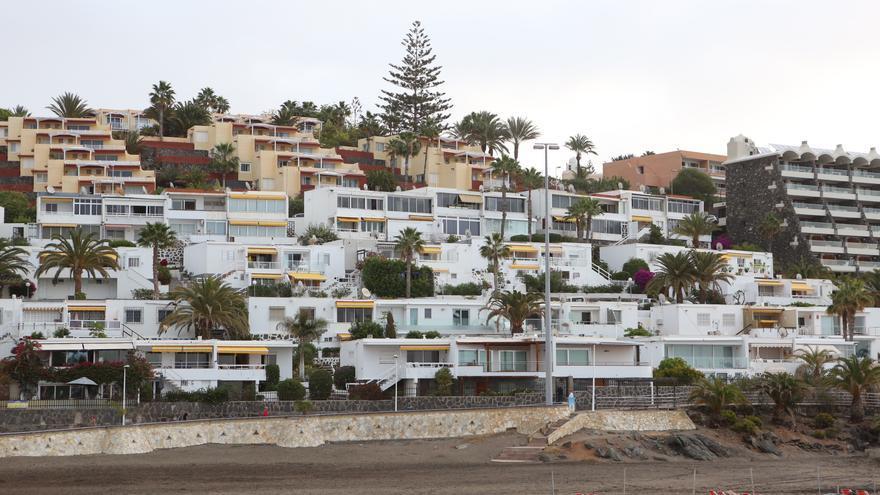 Apartamentos en el sur de Gran Canaria