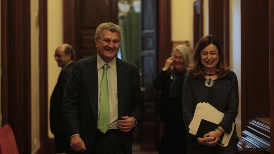 Posada defiende ante Aznar la cohesión interna del PP, garantía para que Rajoy pueda aplicar lo que España necesita