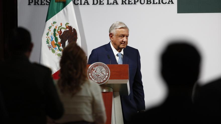 López Obrador convierte su primer informe de 2021 en una oda al Ejército