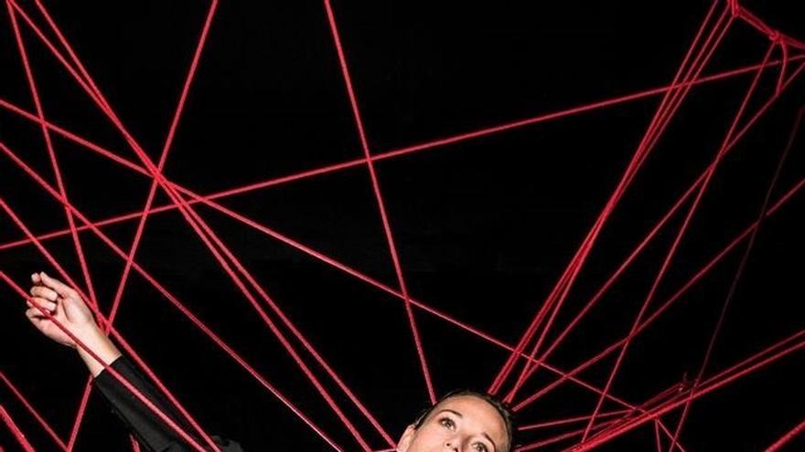 El Teatro Campos Elíseos trae a Bilbao el 20 de noviembre la gira del espectáculo de danza Teresa (Ora al alma)