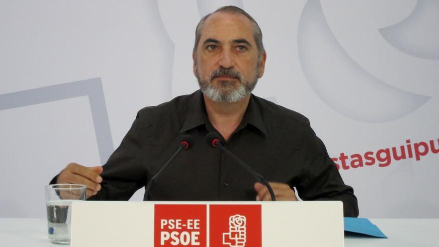 """PSE de Gipuzkoa defiende su """"coherencia"""" en fiscalidad frente al """"fraude electoral"""" de Bildu en gestión de carreteras"""