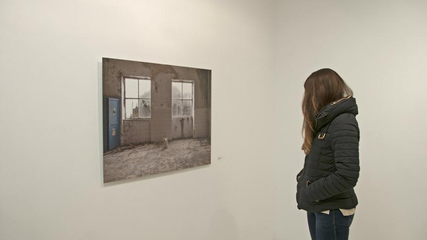 La presidenta provincial inauguró la exposición integrada por 41 obras seleccionadas, de las 127 presentadas / https://www.dip-caceres.es/