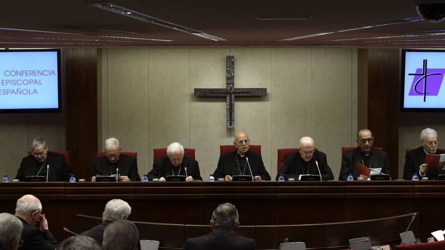 Resultado de imagen de Conferencia episcopal