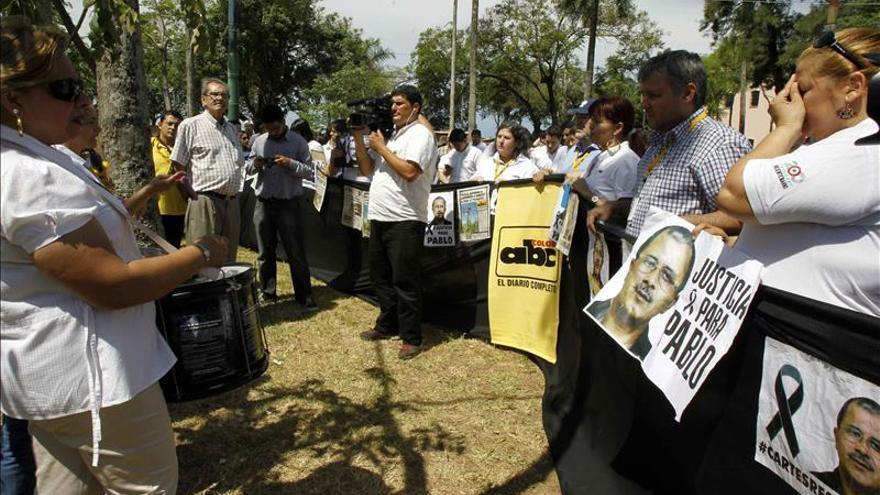 La Interpol cree que los imputados por el asesinato de un periodista siguen en Paraguay