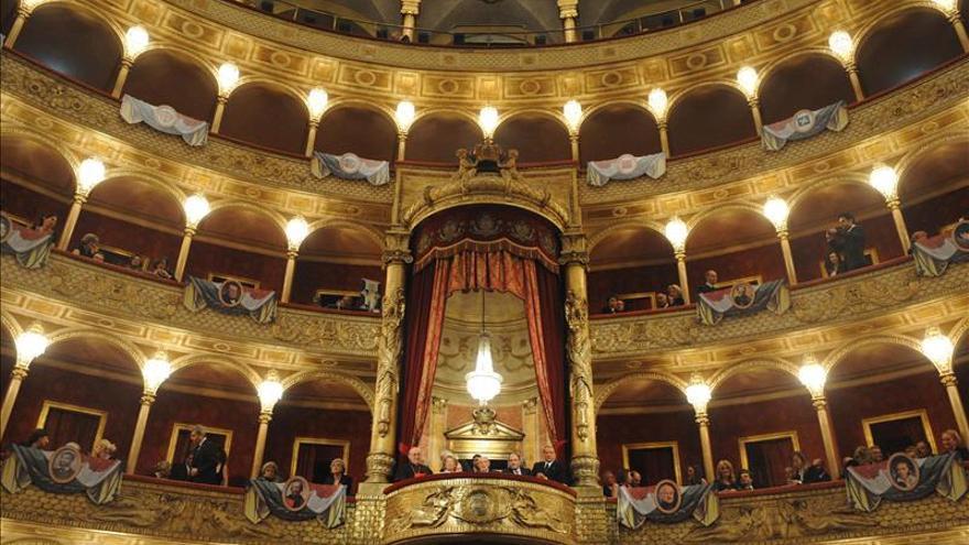 El superintendente del Teatro de la Ópera de Roma da por zanjada su fase crítica
