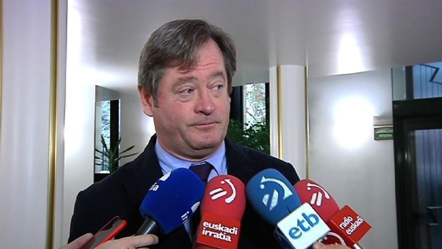 Zupiria dice que las OPE de la Administración estatal deben exigir euskera, igual que las administraciones autonómicas