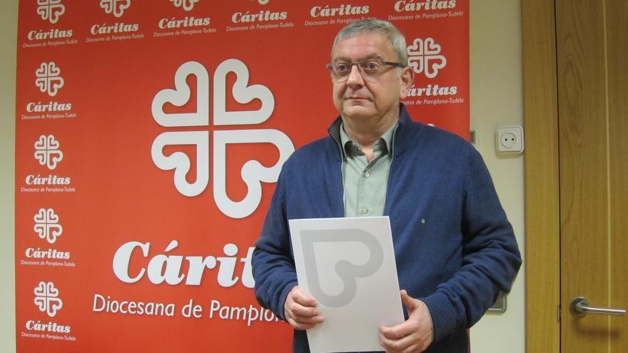 Cáritas atiende a 6.171 unidades familiares en Navarra hasta noviembre, un 6,5% menos que el año anterior