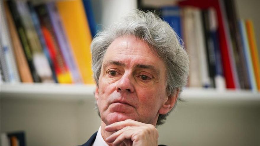 El presidente de Unesa, Eduardo Montes. EFE