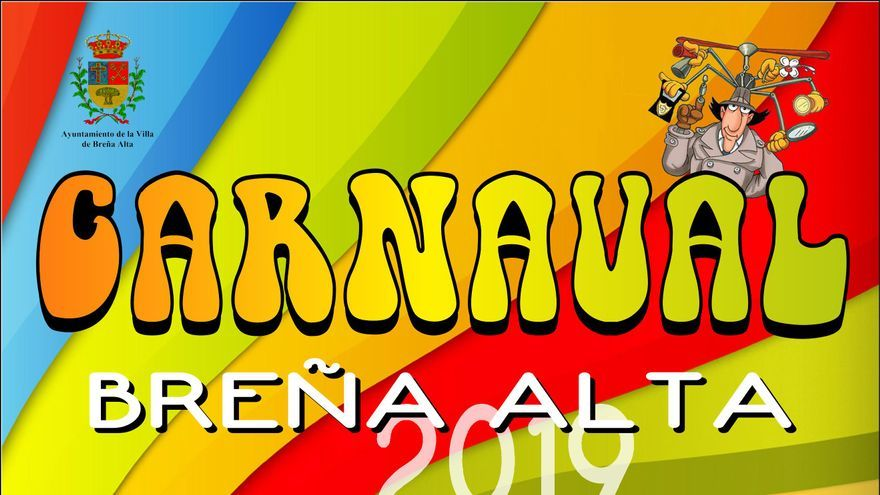 Cartel del Carnaval de Día.