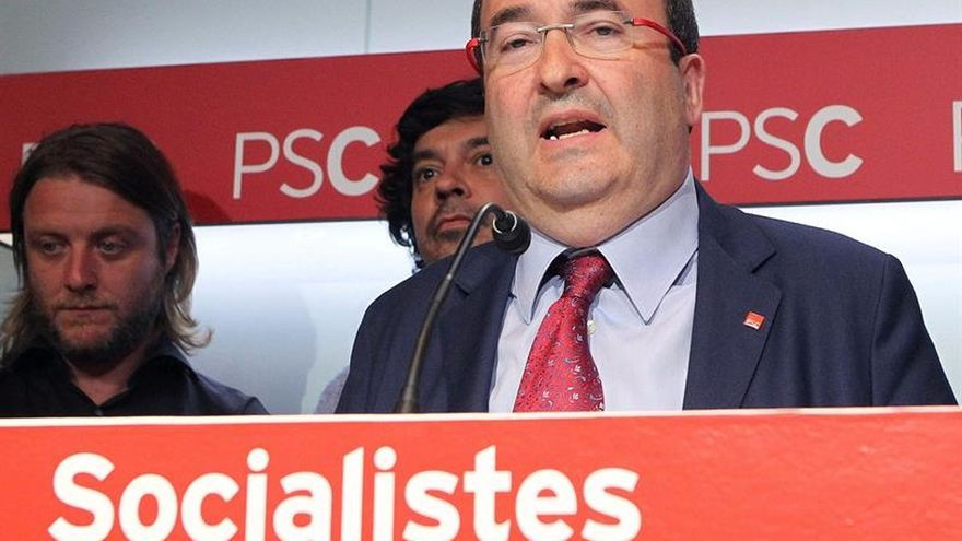 """Iceta pide """"respeto a la ley"""" y avisa que PSC no participará en ilegalidades"""