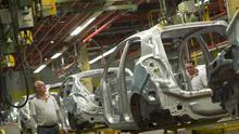 La actividad industrial se reduce en mayo pero suaviza su caída, según Markit