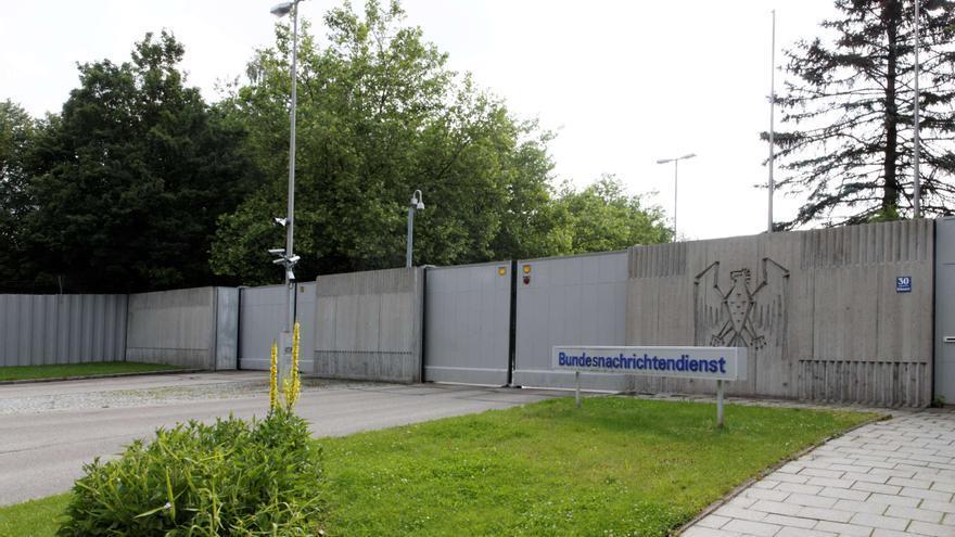 Sede del BND en Pullack (Imagen: Wikipedia)