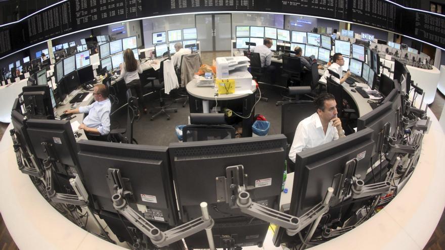 La Bolsa de Fráncfort baja un 0,21 por ciento en la apertura
