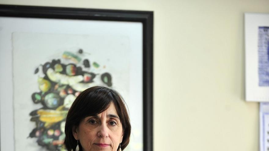 Marianela Berriatua Fdez. de Larrea (Bilbao, 1964), gerente del CEBAS
