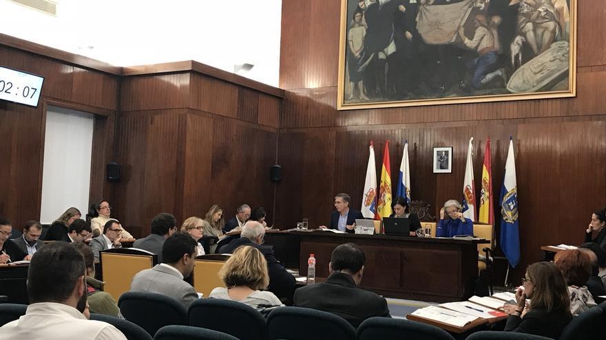 PP saca adelante el presupuesto de 2018 con apoyo de González y el rechazo del resto de la oposición